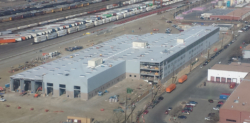 Commuter Rail Maintenance Facility