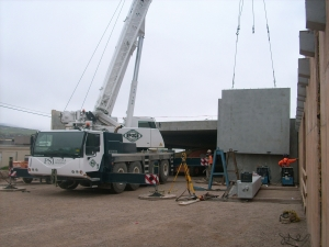 Rifle Library - Crane & Precast